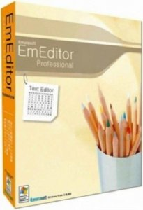 EmEditor Professional 14.5.0 Final + Portable [Multi/Ru]