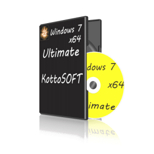 Windows 7 SP1 Ultimate KottoSOFT v.25.5.14 (x64) (2014) [Rus]