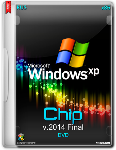 Chip XP Final DVD (x86) (2014) [Rus]