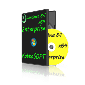 Windows 8.1 Enterprise KottoSOFT.V.04.7.14 (x64) (2014) [Rus]
