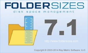 FolderSizes 7.1.84 Enterprise Edition RePack by KpoJIuK [Ru]