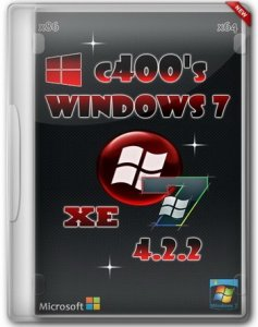Windows 7 XE 4.2.2 (2014) (x86-x64) [Eng/Ru]