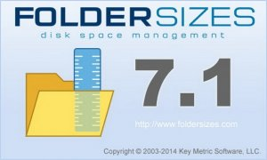 FolderSizes 7.1.84 Enterprise Edition Portable by bumburbia [Ru]