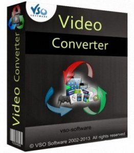 VSO Video Converter 1.4.0.0 Final [Multi/Ru]