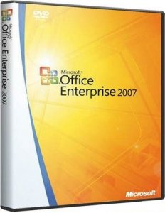 Microsoft Office Enterprise 2007 SP3 12.0.6701.5000 RePack by D!akov [Multi/Ru]