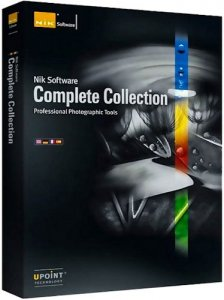 Google Nik Software Complete Collection 1.2.0.7 RePack by D!akov [Multi/Ru]