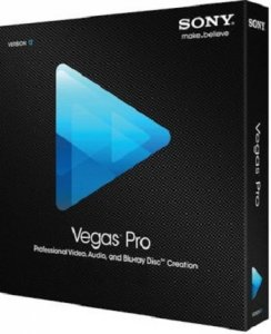 SONY Vegas Pro 13.0 Build 373 (x64) [Multi/Ru]