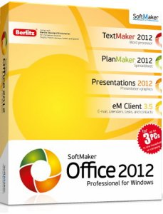 SoftMaker Office Professional 2012 rev 692 Portable by PortableAppZ [Multi/Ru]