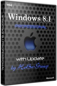 Windows 8.1 professional x64 by HoBo-Group 4.7.0 ( 64-bit) (2014) [RUS]
