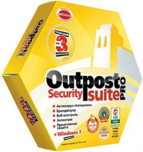 Agnitum Outpost Security Suite Pro 9.1.4643.690.1951 RePack by KpoJIuK [Multi/Ru]