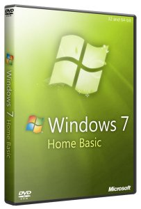 Windows 7 Home Basic Original by SURA SOFT 06.08 (x32) (2014) [RUS]