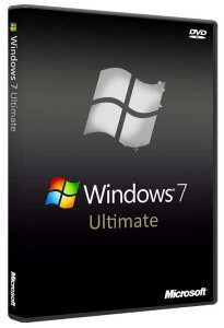 Windows 7 Ultimate SP1 Integrated August By Maherz (x86) (2014) [ENG/RUS/GER]