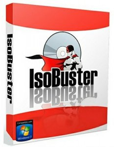 IsoBuster Pro 3.4 Build 3.4.0.0 Final [Multi/Ru]
