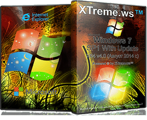 Microsoft Windows® 7 Ultimate SP1 X64 XTreme.ws™ v.4.0 (x64) (08/2014 г.)[RUS]