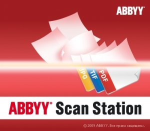 ABBYY Scan Station 9.0.4.2615 RePack by Xabib [Multi/Ru]