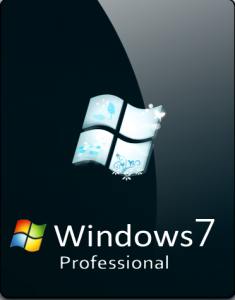 Windows 7 Professional Sp1 supermini by vlazok (x86) (2014) [Rus]