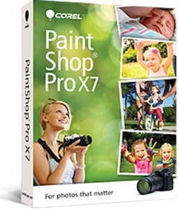 Corel PaintShop Pro X7 17.0.0.199 [Multi/Ru]