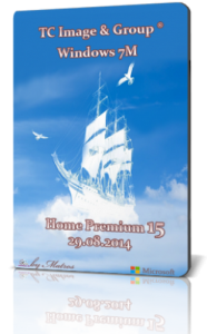 Windows 7 home premium sp1 by Matros Edition 15 (x64x86) (29.08.2014) [RUS]