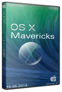 OS X Mavericks 10.9.3 (13D65) (2014)[Multi/Ru] (Installer)