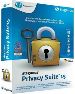 Steganos Privacy Suite 15.2.4 build 10969 [Multi/Ru]