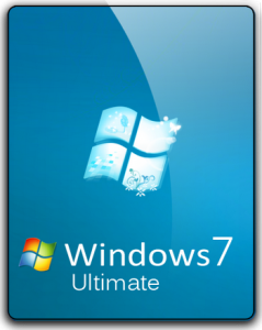 Microsoft Windows 7 Ultimate SP1 by alexpro 1.0 (x86) (2014) [Ru]