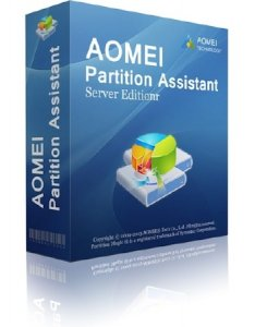 Aomei Partition Assistant Server Edition 5.5.8 Retail [Multi/Ru]
