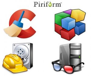 Piriform CCleaner Professional Plus 4.18.4842 Portable by PortableAppZ [Multi/Ru]
