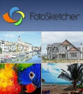 FotoSketcher 2.96 [Multi/Ru]