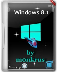 Windows 8.1 SevenMod -10in1- Activated (AIO) by m0nkrus (x64) (2014) [Rus/Eng]