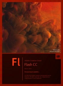 Adobe Flash Professional CC 2014.1 14.1.0.96 RePack by Diakov [Ru/En]