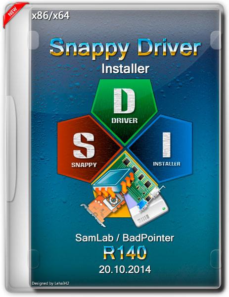 Snappy Driver Installer R140 [Multi/Ru]