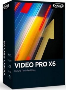 MAGIX Video Pro X6 13.0.5.9 [Multi/Ru]