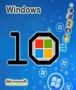 Microsoft Windows Technical Preview 6.4.9841 x86-x64 EN-RU Games by Lopatkin (2014) Русский или Английский