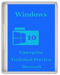 Windows 10 Enterprise Technical Preview (ACRONIS) (x64) (2014) [Rus/Eng]