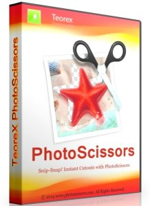 Teorex PhotoScissors 1.2 [Multi/Ru]