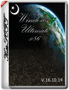 Windows 7 Ultimate KottoSOFT V.16.10.14 (x86) (2014) [Rus]