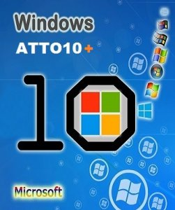 Microsoft Windows Technical Preview 6.4.9841 x86-x64 RU ATTO10+ by Lopatkin (2014) Русский
