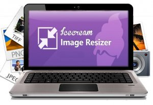 IceCream Image Resizer 1.03 [Multi/Rus]