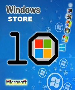 Microsoft Windows Technical Preview 6.4.9841 x86-x64 RU Store by Lopatkin (2014) Русский