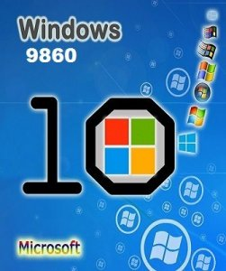 Microsoft Windows Technical Preview (Pro) 6.4.9860 x86-x64 EN-RU Full by Lopatkin (2014) Русский или Английский