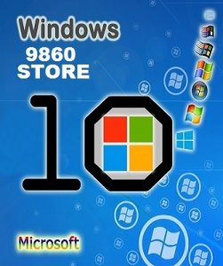 Microsoft Windows Technical Preview 6.4.9860 x86-x64 EN-RU Store by Lopatkin (2014) Русский или Английский