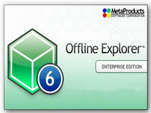 MetaProducts Offline Explorer Enterprise 6.9.4156 SR1 Final Portable by PortableAppZ [Multi/Rus]