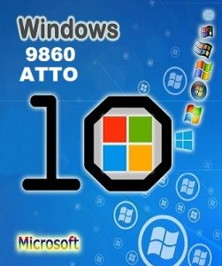 Microsoft Windows Technical Preview (Pro) 6.4.9860 x86-x64 EN-RU ATTO by Lopatkin (2014) Русский или Английский