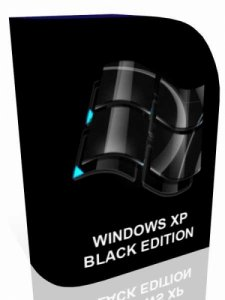 Windows XP Professional SP3 Black Edition (x86) (2014) [Rus/Eng]