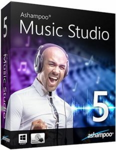 Ashampoo Music Studio 5.0.5.3 RePack (& portable) by KpoJIuK [Multi/Ru]