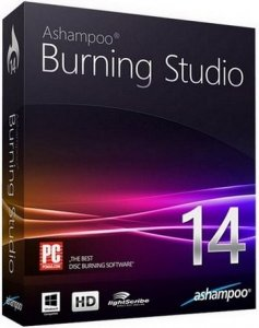 Ashampoo Burning Studio 14.0.9.8 Final RePack (& Portable) by KpoJIuK [Multi/Ru]