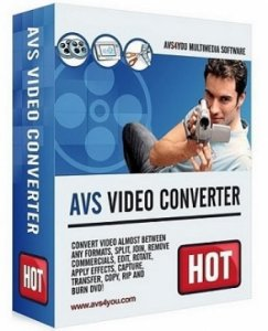AVS Video Converter 9.0.1.566 Portable by bumburbia [Rus]
