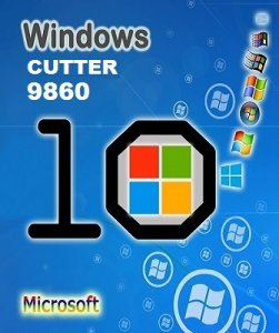 Microsoft Windows Technical Preview 6.4.9860 x86 EN-RU Cutter by Lopatkin (2014) Русский или Английский