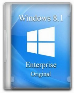 Windows 8.1 Enterprise / Pro Original (-A.L.E.X.-) (86x/64x) (2014) [Ru/En]