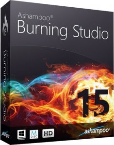 Ashampoo Burning Studio 15 15.0.0.36 Final RePack (& Portable) by D!akov [Multi/Ru]